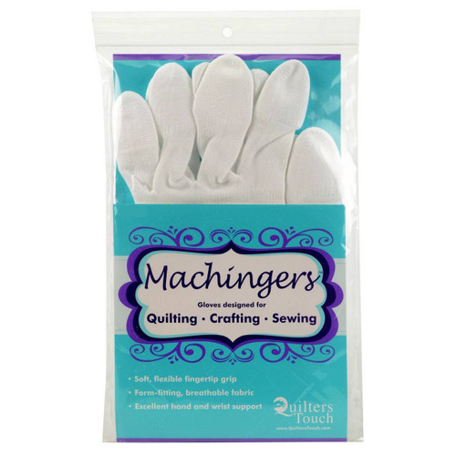 Machingers Quilting Gloves 4 Sizes Available