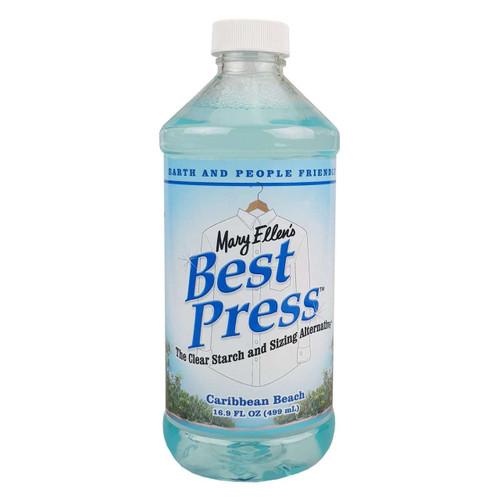 Mary Ellens Best Press Spray Starch Caribbean Beach 499ml