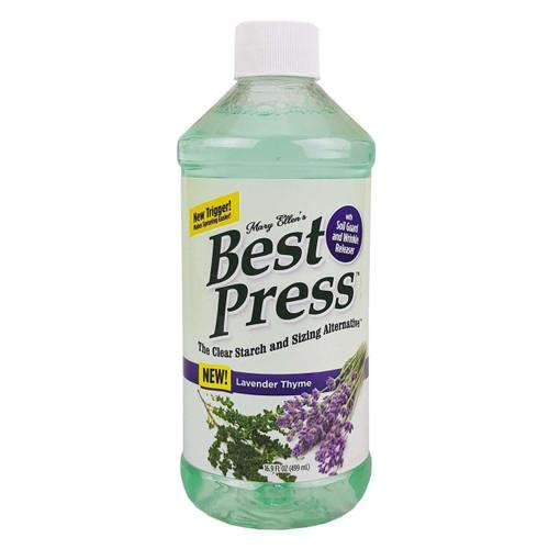 Mary Ellens Best Press Spray Starch Lavender Thyme 499ml