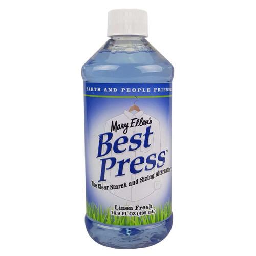 Mary Ellens Best Press Spray Starch Linen Fresh 499ml