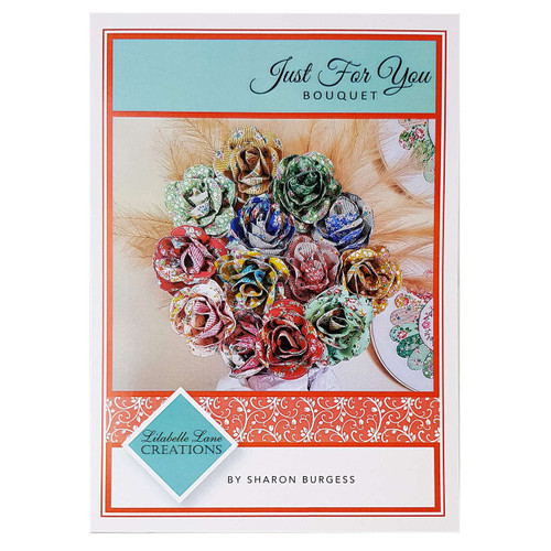 Just For You Bouquet Pattern by Sharon Burgess
