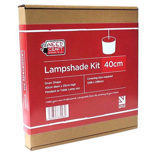 40cm Circle Lampshade Making  Kit Professional by Need Craft