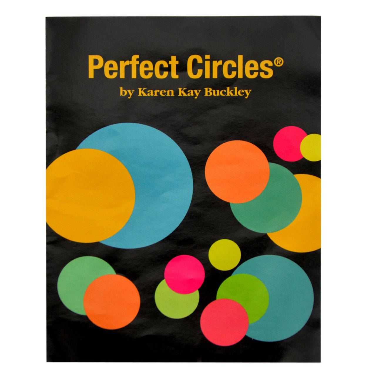 15 Sizes Karen Kay Buckley/'s Perfect Circles 60 Circles