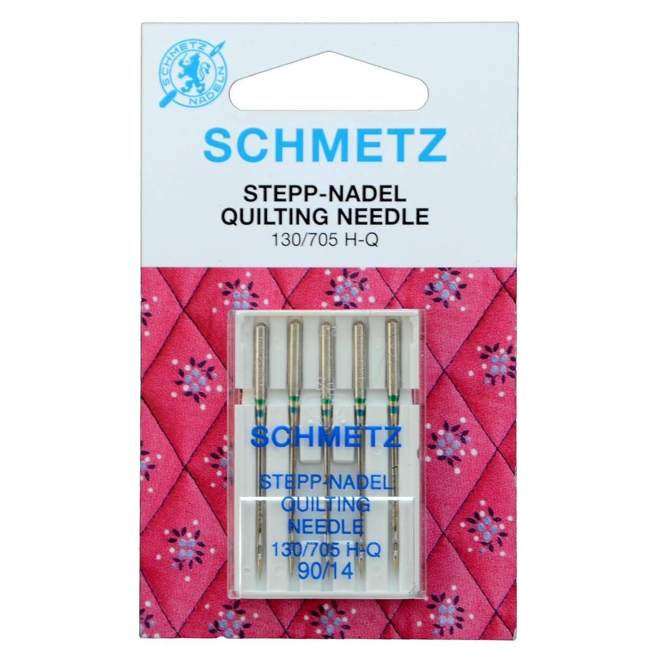 Schmetz Universal Machine Needles Size 90//14 5 Piece Card