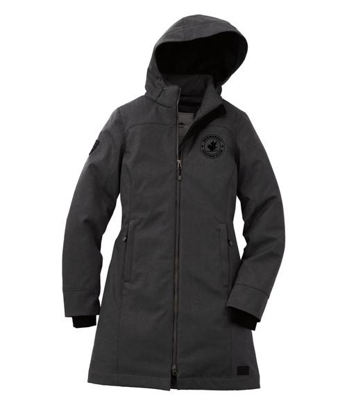 Newmarket Skating Club Womens Insulated Softshell Jacket