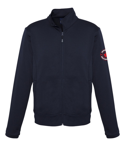 Newmarket Skating Club Adult Full Zip Jacket