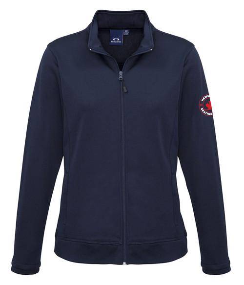 Newmarket Skating Club Womens Full Zip Jacket