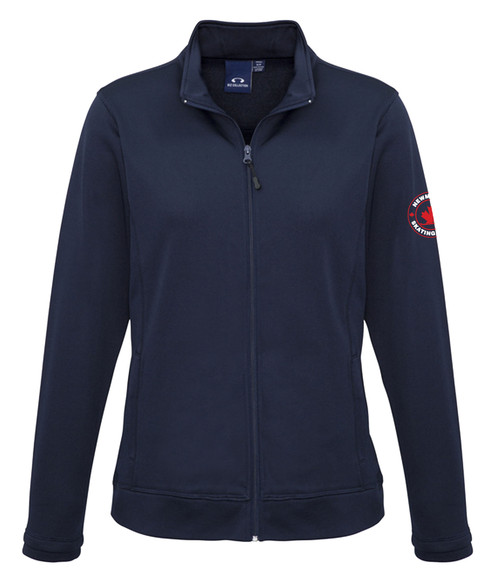 Newmarket Skating Club Womens Full Zip Jacket
