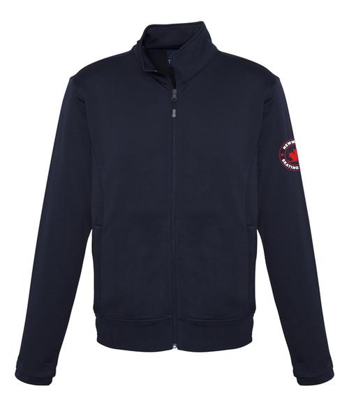 Newmarket Skating Club Youth Full Zip Jacket