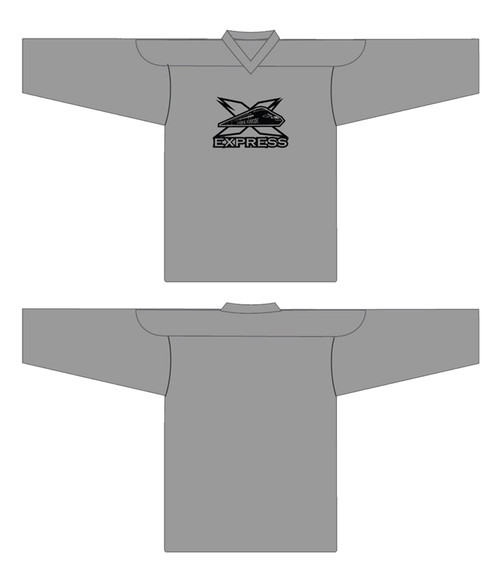 York-Simcoe Express Practice Jersey - Youth Cut