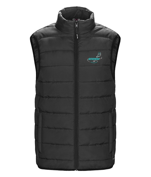 Georgina Skating Club Womens Puff Vest