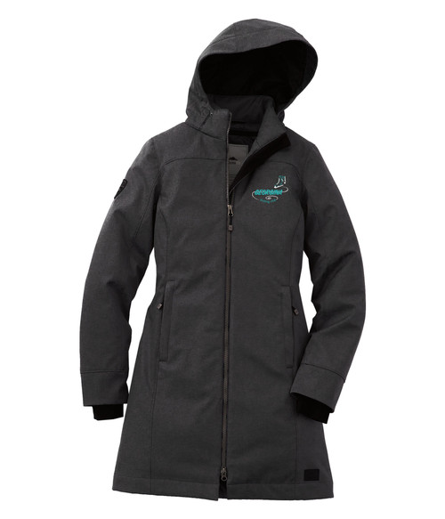 Georgina Skating Club Womens Insulated Softshell Jacket