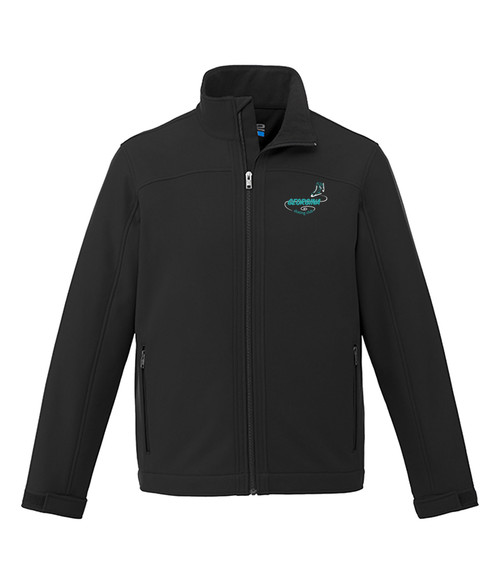 Georgina Skating Club Youth Lightweight Softshell Jacket