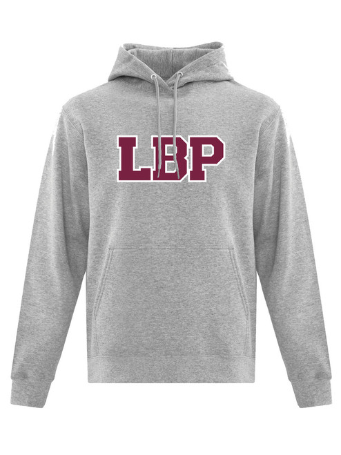 Lester B. Pearson Adult Heavy Blend Hooded Sweatshirt