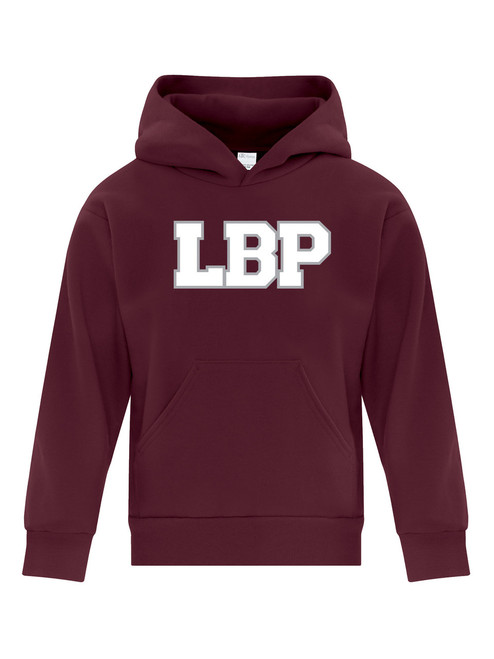 Lester B. Pearson Youth Heavy Blend Hooded Sweatshirt