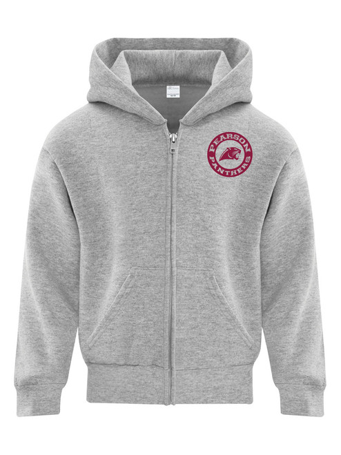 Lester B. Pearson Youth Full-zip Hoodie