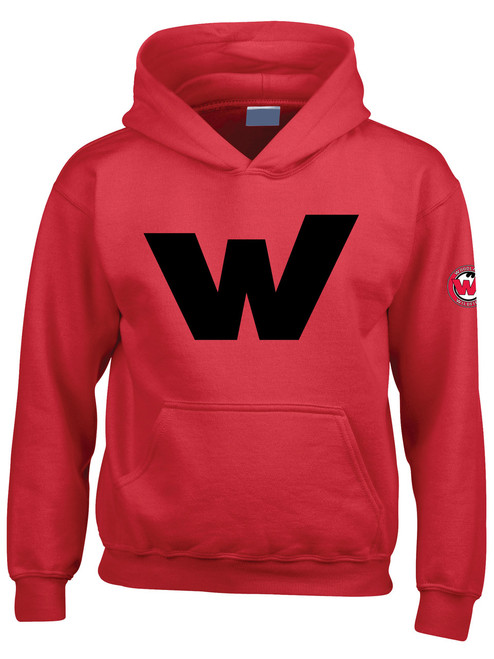 Woodland Wildfire Youth Hoodie