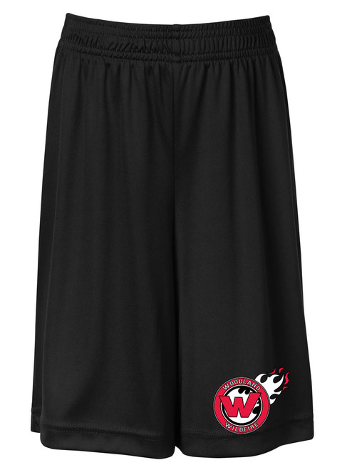 Woodland Wildfire Youth Shorts