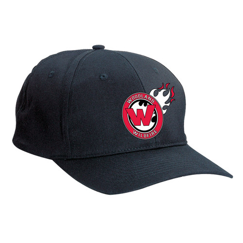 Woodland Wildfire Adult Ball Cap