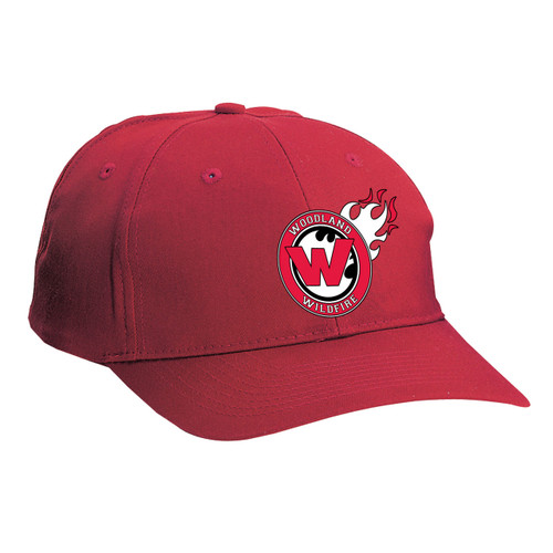 Woodland Wildfire Youth Ball Cap