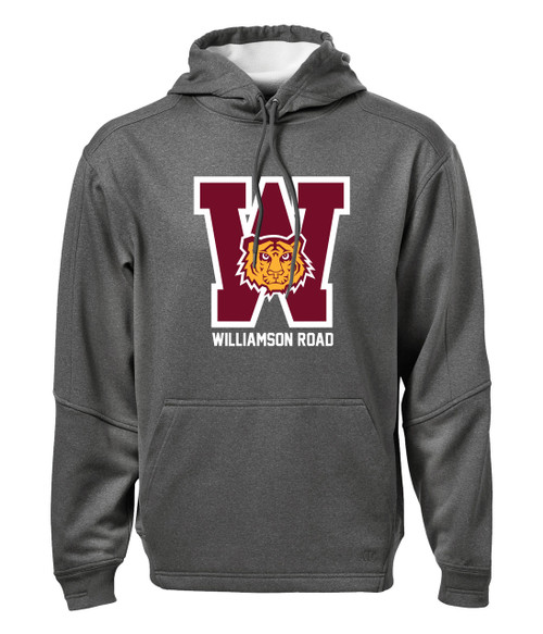 Williamson Wildcats Adult Big W Logo Hoody