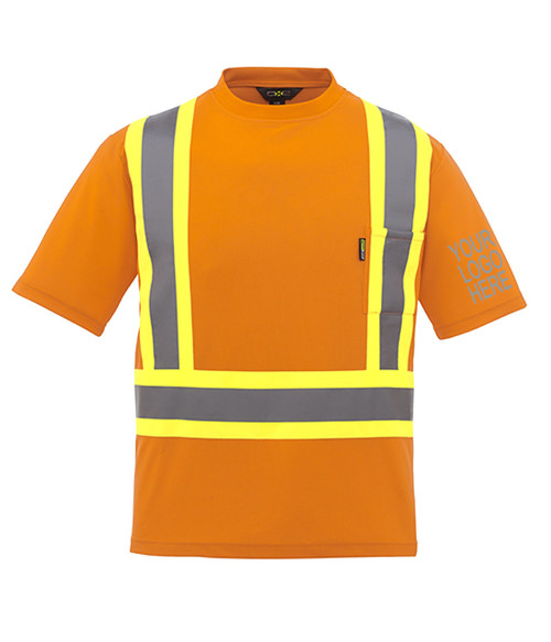 NRG Work Site High Vis Tees