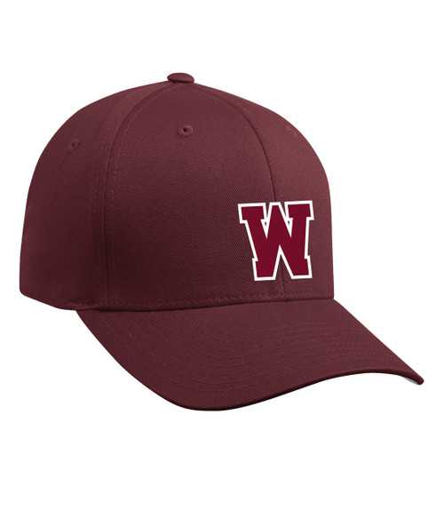 Williamson Wildcats Fitted Ball Cap