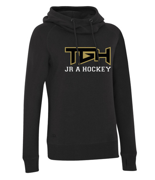 Trenton Golden Hawks Women's Team Funnel Hoody