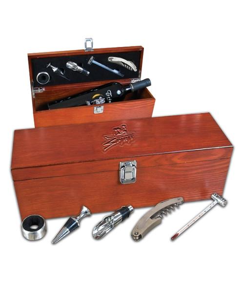 Stouffville Spirit Team Rosewood Wine Box