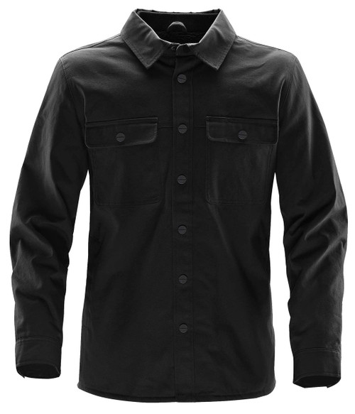 NRG Work Site Men's Tradesmith Jacket - BLACK