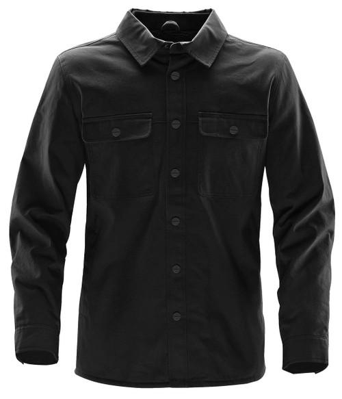 NRG Work Site Men's Tradesmith Jacket - BLACK