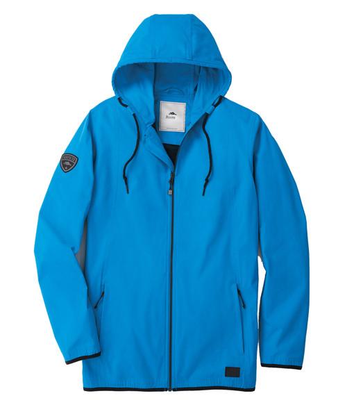 Seasonal Shop's Men's MARTINRIVER ROOTS73 Jacket - Baltic Blue