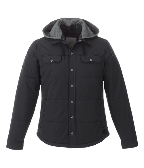 Seasonal Shop's Men's SWIFTRAPIDS ROOTS73 Insulated Jacket - Grey Smoke