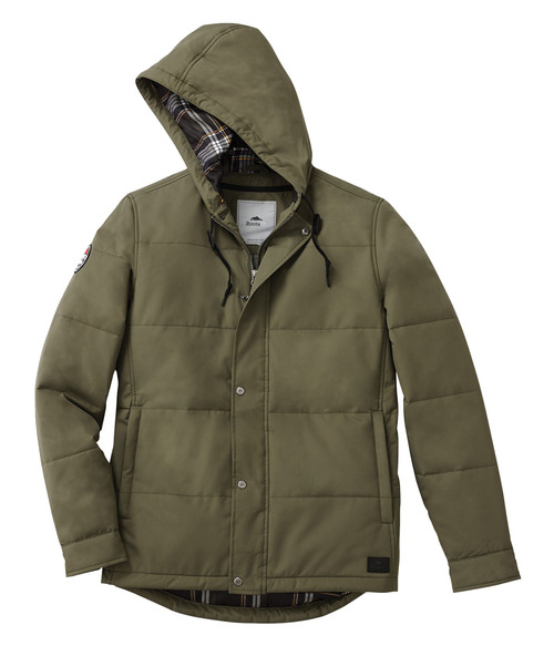 Seasonal Shop's Men's GRAVENHURST ROOTS73 Jacket - Loden