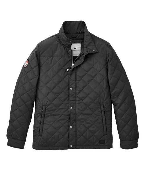 Seasonal Shop's Men's CEDARPOINT ROOTS73 Insulated Jacket - Black