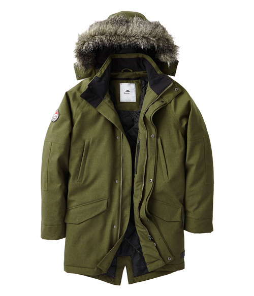 Seasonal Shop's Men's BRIDGEWATER ROOTS73 Insulated Jacket - Loden
