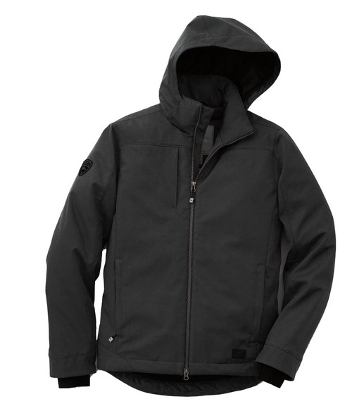 Seasonal Shop's Men's NORTHLAKE ROOTS73 Insulated Softshell Jacket - Black