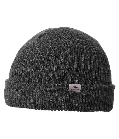 Seasonal Shop's Unisex VIRDEN ROOTS73 Knit Toque - Smoke Heather