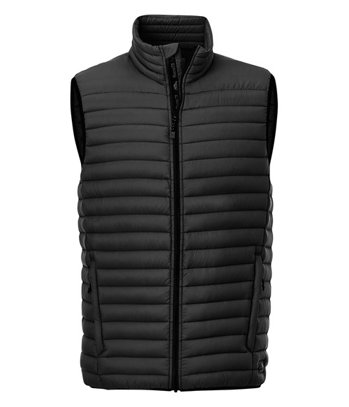 Seasonal Shop's Men's EAGLECOVE ROOTS73 Down Vest - Black
