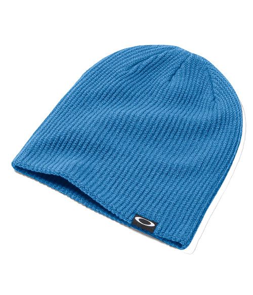 Seasonal Shop's Oakley Unisex Backbone Beanie - California Blue