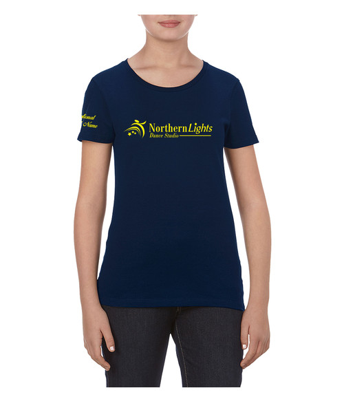 Northern Lights Dance Studio Women's Ultimate Missy Tee