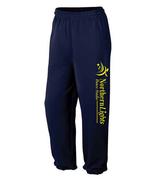 Northern Lights Dance Studio Adult Blend Sweatpant