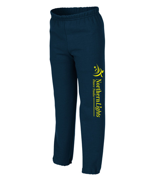 Northern Lights Dance Studio Youth Blend Sweatpant