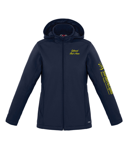 Northern Lights Dance Studio Women's Hurricane Insulated Jacket