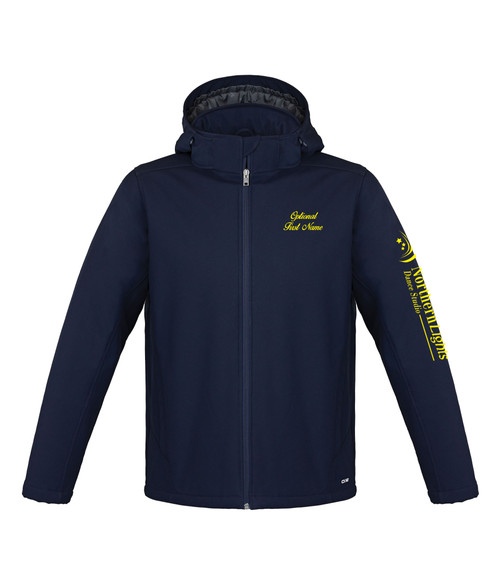 Northern Lights Dance Studio Youth Hurricane Insulated Jacket
