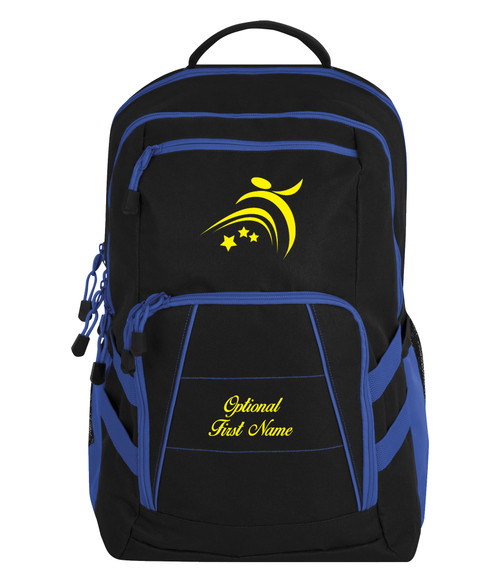 Northern Lights Dance Studio Varsity Backpack