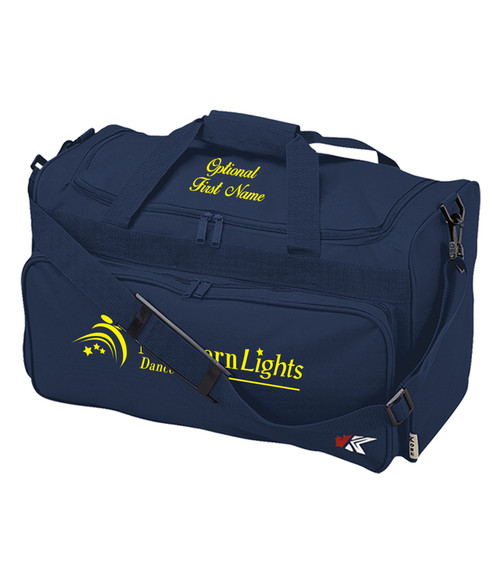 Northern Lights Dance Studio Individual 20 Duffle Bag