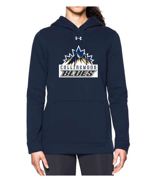 Collingwood Blues Womens' Hoody