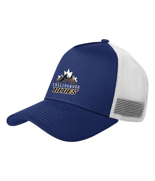 Collingwood Blues Trucker Ball Cap