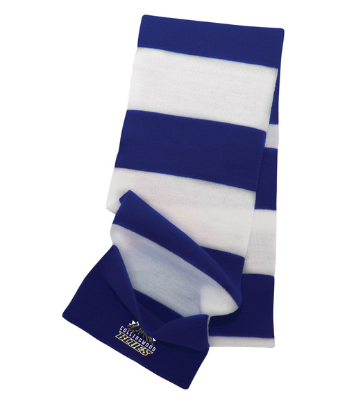 Collingwood Blues Team Scarf